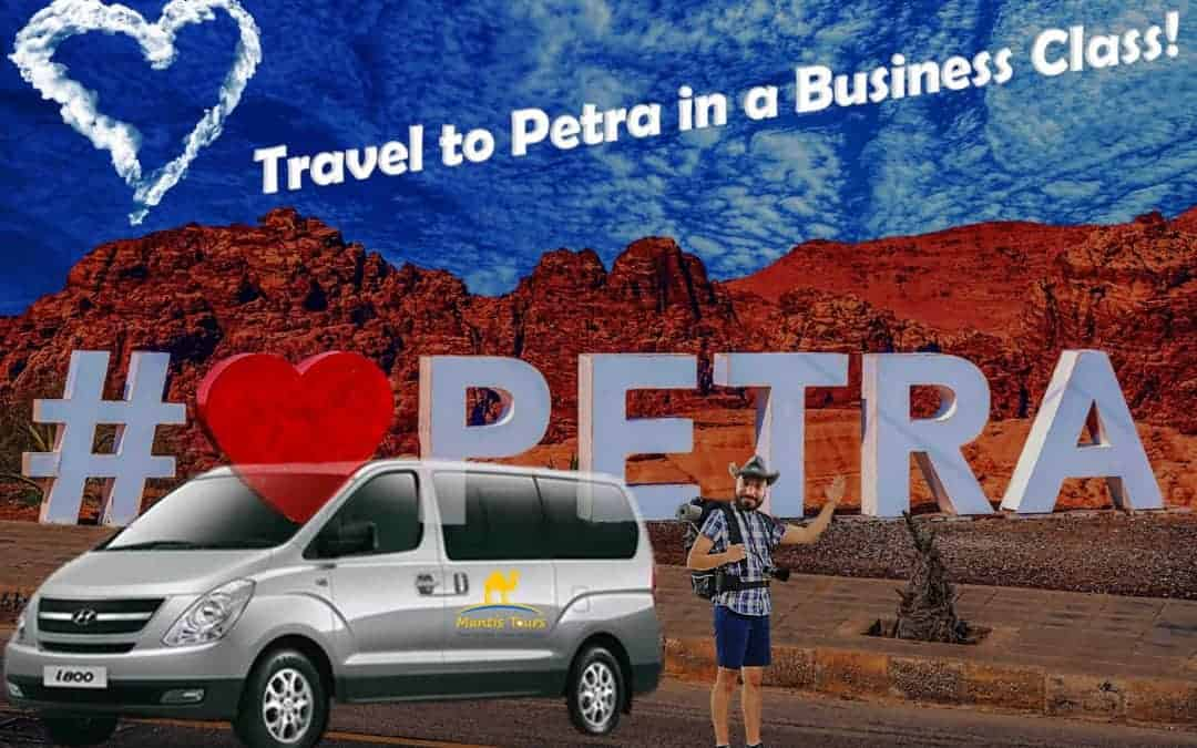 Petra Tour Mini Group